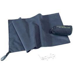Ręcznik szybkoschnący Cocoon Towel Ultralight XL - Manatee Grey