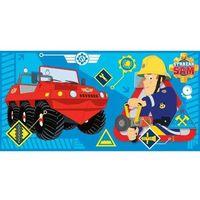 Florentyna Ręcznik dziecięcy licencja 70x140cm strażak sam 004
