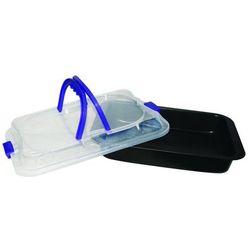 Brytfanna ILAG z pokrywą plastikową z kategorii Brytfanny