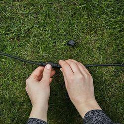 Przewód GARDEN 24 Extension cable 2m 106928 - Markslojd - Mega rabat w koszyku, 106928