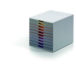 Durable Pojemnik varicolor z 10 szufladami 761027 (4005546701615)