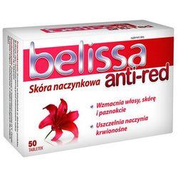 Belissa anti-red x 50 tabl - tabletki Witaminyi minerały