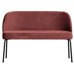 Be pure ławka/sofa vogue velvet chestnut 800086-c (8714713117758)