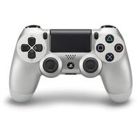 Sony Pad  dualshock 4 srebrny