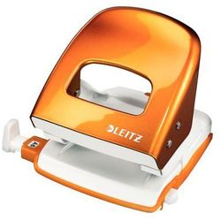 Dziurkacz metalowy Duży NeXXt Series WOW, pomarańczowy - Leitz - sprawdź w wybranym sklepie
