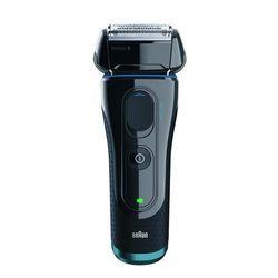 Braun 5040, zasilanie [akumulatorowo-sieciowe], golenie na sucho
