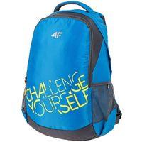 4F Plecak miejski PCU014 niebieski ciemny (C4L16) 20l, (C4L16-PCU014) Urban backpack PCU014 - dark blue