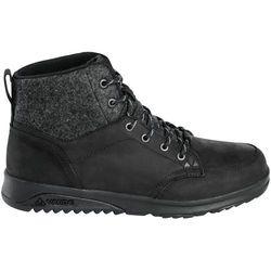 ubn kiruna mid cpx buty mężczyźni szary/czarny uk 10 | eu 44,5 2018 buty zimowe marki Vaude