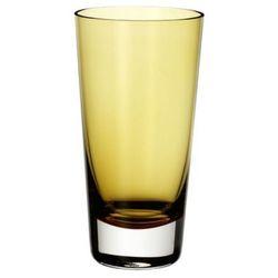 Villeroy & Boch - Colour Concept Wysoka szklanka amber wysokość: 16 cm
