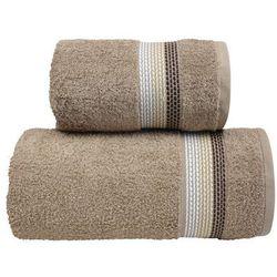 Greno Ręcznik bawełniany ombre beżowy (5905164036559)