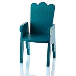 Krzesło dziecięce Reiet perska zieleń, mt400_7009