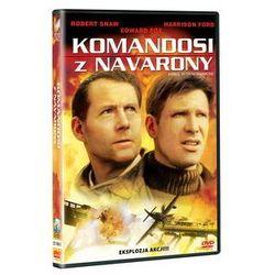 Komandosi z Navarony (DVD) - Guy Hamilton