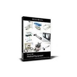 Dosch 3D: Medical Equipment (oprogramowanie)