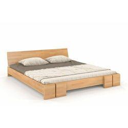 Łóżko Vestre niskie bukowe 90x200 (5902273653202)