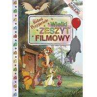 KUBUŚ I PRZYJACIELE WIELKI ZESZYT FILMOWY - Wysyłka od 3,99 (48 str.)