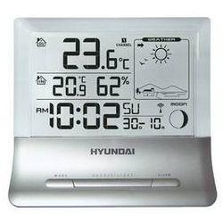 Hyundai Stacja meteo  ws 2266 srebrna