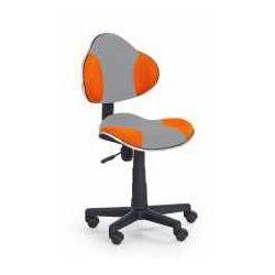 Halmar Fotel flash 2 szaro-pomarańczowy - zadzwoń i złap rabat do -10%! telefon: 601-892-200