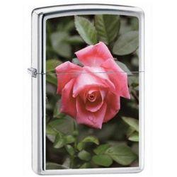 Zippo Zapalniczka 24527 Rose High Polish Chrome ()