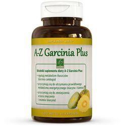 A-Z Garcinia Cambogia Plus 500mg 60 kaps. - kapsułki tabletki na odchudzanie