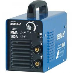 SPAWARKA INWERTOROWA DEDRA DESi190BT MMA 200A IGBT EWIMAX - produkt z kategorii- Spawarki inwertorowe