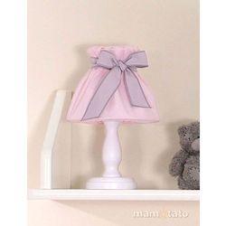 lampka nocna słonik różowy marki Mamo-tato