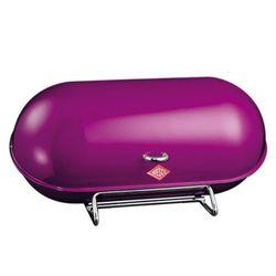 Wesco  breadboy chlebak - pojemnik na pieczywo - fioletowy, kategoria: chlebaki