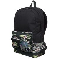 Plecak miejski DC Bunker Fabrics Mixed - merry hula black