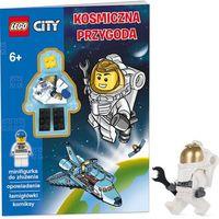 Lego City. Kosmiczna przygoda + zakładka do książki GRATIS (2016)
