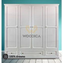Woodica Szafa parma 09 [4d+3s]