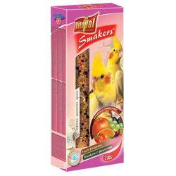 smakers owocowy kolby dla nimfy 2szt/90g wyprodukowany przez Vitapol
