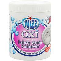 WIZZ 1kg Oxi Fabric Stain Remover Powder Uniwersalny odplamiacz z aktywnym tlenem