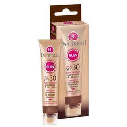 Dermacol Sun Cream & Lip Balm SPF30 30ml W Opalanie z kategorii Kosmetyki do opalania