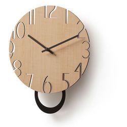 :: zegar ścienny klaus śr.30cm marki Laforma