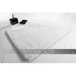 Dywanik łazienkowy Biały