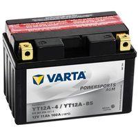 Akumulator motocyklowy Varta YT12A-BS 11Ah 160A