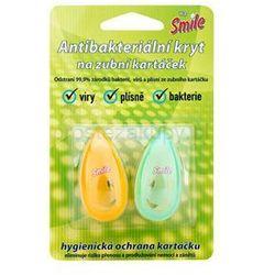 White Pearl Smile pojemnik antybakteryjny do szczoteczki do zębów + do każdego zamówienia upominek.