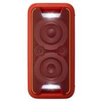 SONY system audio GTK-XB5, czerwony