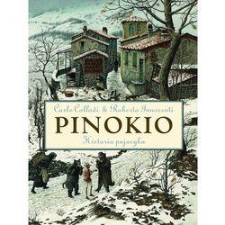 Pinokio Historia pajacyka (ilość stron 208)