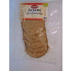 Wegańskie plastry kanapkowe Soyami po żydowsku BIO 130g - Biotoeko