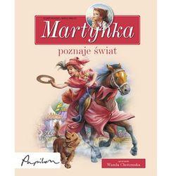 Martynka poznaje świat. 8 fascynujących opowiadań (Papilon)