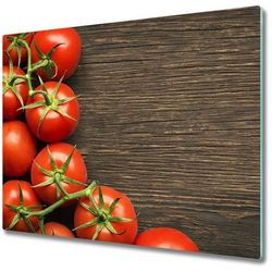 Deska do krojenia pomidory na drewnie marki Tulup.pl