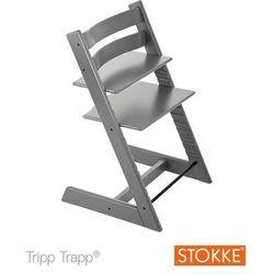 Stokke  ® krzesełko tripp trapp ® grey, kategoria: krzesła i stoliki