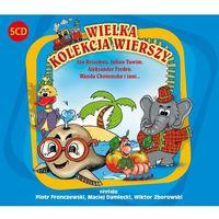 Wielka kolekcja wierszy (audiobook CD), Agoy