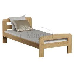 Łóżko sosnowe Klaudia 90x200