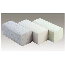 Ręcznik biały zz ellis z nadrukiem 3000 listków marki Eu