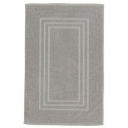 Dywanik łazienkowy Cooke&Lewis Palmi 50 x 80 cm srebrny