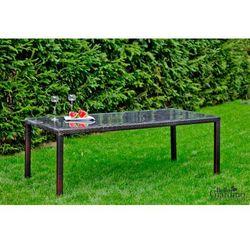 Stół ogrodowy 200 x 100 cm marki Bello giardino