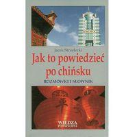 Jak to powiedzieć po chińsku. Rozmówki i słownik (293 str.)