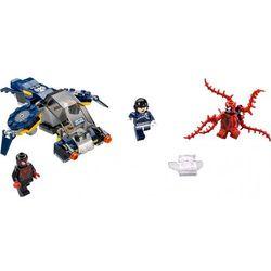 Lego Super Heroes Super Heroes atak Carnagea (76036) 76036 (dziecięce klocki)