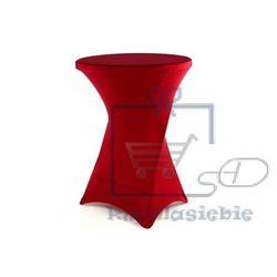 Garthen Pokrowiec ochronny na stół 80 x 80 x 110 cm - czerwony